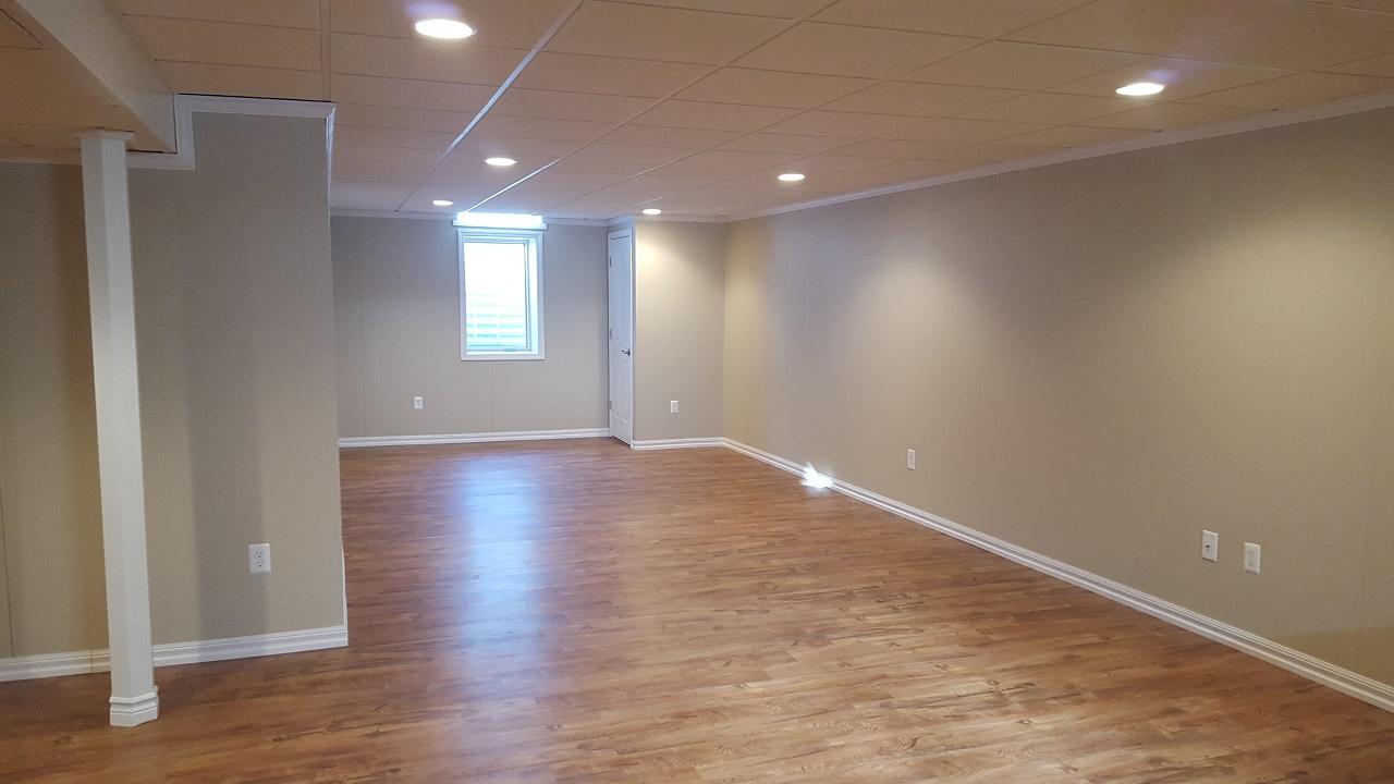 Owens Corning Basement Finishing System - Rooms
